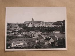 FLOREFFE Séminaire Vue Prise Du Chemin De Fer  Province De Namur  Belgique Carte Postale - Floreffe