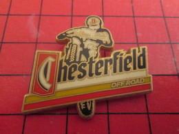 1116b Pins Pin's / Rare & De Belle Qualité  THEME : MOTOS / MOTARD CHESTERFIELD OFF ROAD Grand Pin's - Motos