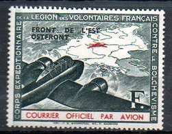LVF05 : France LVF Neuf Yvert N°4 - Guerres