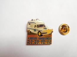 Beau Pin's , Médical , Ambulances Christel , Auto Mercédés - Olympic Games