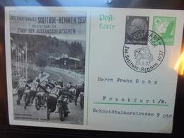 3eme REICH 1937 - Lettres & Documents