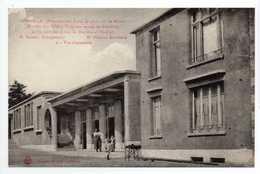 - CPA LUNÉVILLE (54) - Préventorium Ecole De Plein Air De Méhon - Vue D'ensemble - Edition Quantin N° 1 - - Luneville