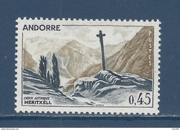 Andorre Français - YT N° 204 - Neuf Sans Charnière - 1970 - Neufs