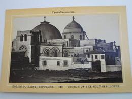 Eglise Du SAINT-SEPULCRE - Palestine
