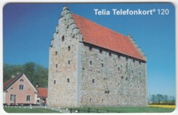 SWEDEN A-485 Chip Telia - Culture, Historic Building - Used - Sweden