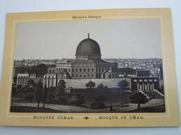 MOSQUEE D'OMAR - Palestine