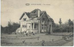 RENAIX - RONSE : LOUISE-MARIE - Les Acacias - Cachet De La Poste 1928 - Renaix - Ronse