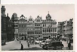CPSM - Belgique - Brussels - Bruxelles - Grand'Place - Plazas