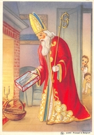 Sinterklaas Santa Claus  21060 No Postcard 10,5 * 15 Cm - Saint-Nicolas