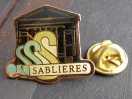 SABLIERES - Villes