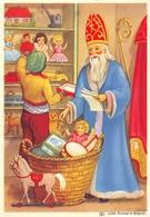 Sinterklaas Santa Claus  21062 No Postcard 10,5 * 15 Cm - Saint-Nicolas