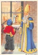 Sinterklaas Santa Claus  21063 No Postcard 10,5 * 15 Cm - Saint-Nicolas