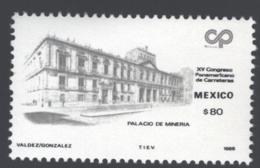 Mexico - Mexique 1986 Yvert 1170, 15th Pan-American Congress Of Roads - MNH - México