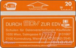 AUSTRIA Private: *SDV* - SAMPLE [ANK P334] - Oesterreich