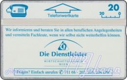 """TWK Österreich Privat: """"Die Dienstleister"""" (502L) Gebr. - Oesterreich"""