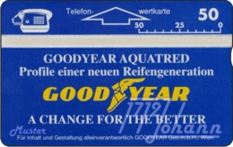 """TWK Österreich Privat: """"Goodyear"""" Gebr. - Oesterreich"""