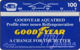 """TWK Österreich Privat: """"Goodyear - 100E"""" Gebr. - Oesterreich"""