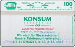 """TWK Österreich Privat: """"Konsum"""" Gebr. - Oesterreich"""