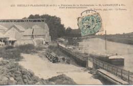 93 NEUILLY-PLAISANCE Plâtrière De La Maltournées  Port D'embarquement - Neuilly Plaisance
