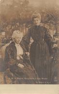 S.M. La Regina Margherita E Sua Madre ITALY - Familles Royales