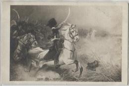 """CPA - Raymond DESVARREUX (peintre Né Le 16 Juin 1876 à Pau) - """"WAGRAM 1809"""" - Salon 1904 - Edition S.I.P. - Autres"""
