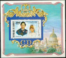 République Djibouti 1981 SG MS817 Bloc Feuillet 100% ** - Djibouti (1977-...)