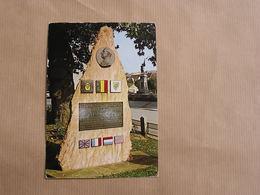 COUVIN Place Verte Mémorial Général Piron Armée Secrète Province De Namur Belgique Carte Postale - Couvin