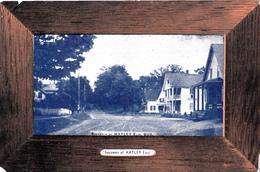 Souvenir De East Hatley Québec - Eastern Townships - Written 1908 - Atkin Bros. - 2 Scans - Quebec