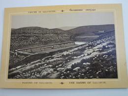 BASSINS DE SALOMON - Palestine