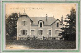 CPA - BOUAYE (44) - Aspect Du Grand-Moulin Côté Sud En 1921 - Bouaye