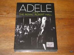 DVD   ADELE LIVE AT ALBERT HALL LONDON 2 DVD - Concert & Music