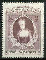 Autriche 1980 SG 1868 Neuf ** 100% - 1945-.... 2ème République