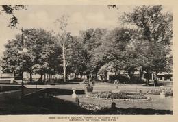 Queen's Square, Charlottetown, Prince Edward Island - Charlottetown