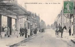 10 . N° 54611.ROMILLY SUR SEINE.Rue De La Boule D'or - Romilly-sur-Seine