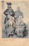 FINLAND : HILSEN FRA FINMARKEN - TYPES RENLAPPE - CHASSEURS DE RENNES - NORVEGE NORWAY - HAGEN FORLAG HAMMERFEST 1904 - Finland
