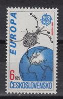 CZECHOSLOVAKIA: 2884 ** Europe In Space – CEPT 1991 - Tchécoslovaquie