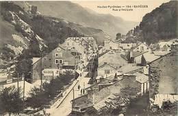 -dpts Div -ref-AJ429- Hautes Pyrenées - Barèges - Rue Principale - Carte Bon Etat - - France