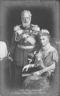 König Ludwig III -Kônigin Maria Theresia De Bayern - Familles Royales