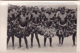 PHOTO ,,,,ABIDJAN ,,,,1955,,,,BELLES JEUNES FILLES DENUDEES ,,,,,TBE - Afrique Du Sud, Est, Ouest