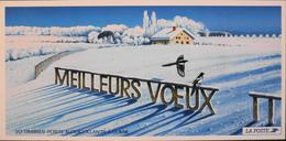 FR 2002 - Meilleurs Voeux - Bande Carnet Autoadhésif N° BC34 Y & T - 10 Timbres à 0,46€ - NEUF - France