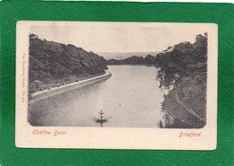 Chellow Dene Reservoir, Bradford  CPA   Edit  The Woodbury Séries  N°414 - Bradford