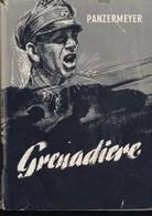 Waffen-SS Panzermeyer. 'Grenadiere' Memoire - 1939-45