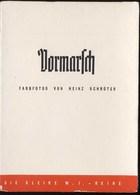 Westfeldzug. Vormarsch. Büchelein Mit Mehr Dan 40 Farbigen Fotos - 1939-45