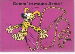 AK-38448  - Marsu Humor Sammelkarte - Komm In Meine Arme  ! - Humor