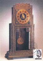 D37172 CARTE MAXIMUM CARD RRR FD 2006 NETHERLANDS - PENDULUM CLOCK - MUSEUM SCHOONHOVEN CP ORIGINAL - Clocks