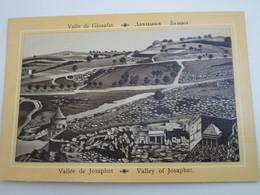 VALLEE De JOSAPHAT - Palestine