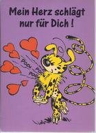 AK-38455  - Marsu Humor Sammelkarte -   Mein Herz Schlägt Nur Für Dich   ! - Humor