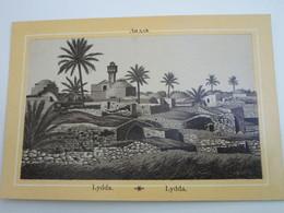 LYDDA - Palestine