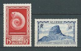 ALGERIE 1952 . N°s 297 Et 298 . Neufs ** (MNH) - Neufs