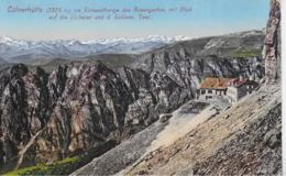 AK 0238  Cölnerhütte Am Südwesthang Des Rosengarten - Verlag Wirth Um 1910-20 - Bolzano (Bozen)